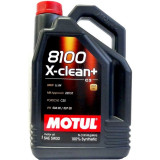 Ulei motor MOTUL 8100 X-CLEAN+, 5W30 5L