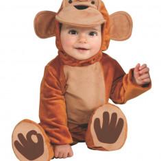 Costum de carnaval pentru copii Maimutica, 6 luni+