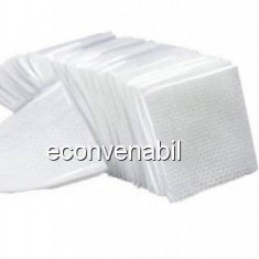 Set 50 Servetele Din Celuloza Pentru Manichiura
