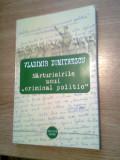 """Vladimir Dumitrescu - Marturisirile unui """"criminal politic"""" (Editura Babel 2013)"""