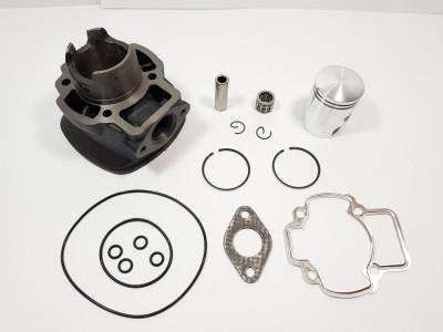 Kit Cilindru Set Motor Scuter Gilera DNA 49cc 50cc - 4 colturi RACIRE APA foto