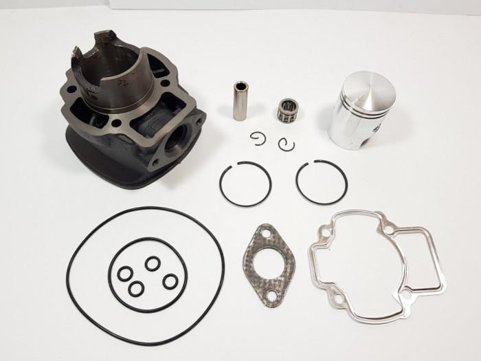Kit Cilindru Set Motor Scuter Gilera DNA 49cc 50cc - 4 colturi RACIRE APA