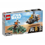 LEGO® Star Wars - Capsula de salvare contra Dewback Microfighter 75228