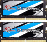 Memorie laptop G.SKILL Ripjaws 16GB (2x8GB) DDR4 3000MHz CL16 1.2V Dual Channel Kit