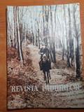 revista padurilor noiembrie 1963-art. valea sadului,setu sinaia,bazinul nadrag