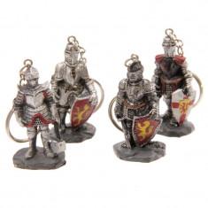 Breloc rasina Cavaler Medieval