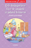 Cele douăsprezece fiice de împărat și palatul fermecat. Poveste cu pictograme. Citesc cu ajutor (nivelul 1)