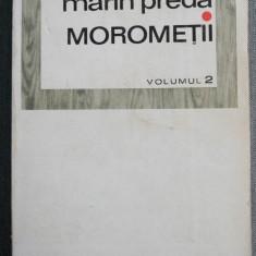 Marin Preda - Moromeții (volumul 2, princeps)