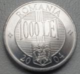 1000 lei 2004, unc / Aunc