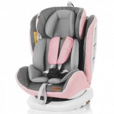 Scaun auto Isofix Chipolino Tourneo 0-36 kg rose pink