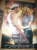 Afis Film - Campionul -Tin Cup -1996 cu Kevin Costner și Rene Russo,dim.=96x67cm