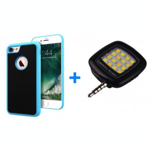 Set Husa Antigravitationala iPhone 6,6S + Blit de telefon