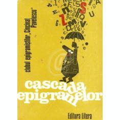 Cascada epigramelor