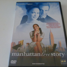manhattan -love story - dvd