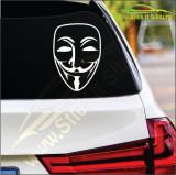Anonymous Model 2  -Stickere Auto-Cod:ESV-192 -Dim   20 cm. x 14.2 cm.