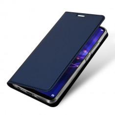 Husa Huawei Mate 20 Lite - DUX DUCIS Book Type Blue