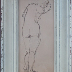 Nud - semnat  Anestin