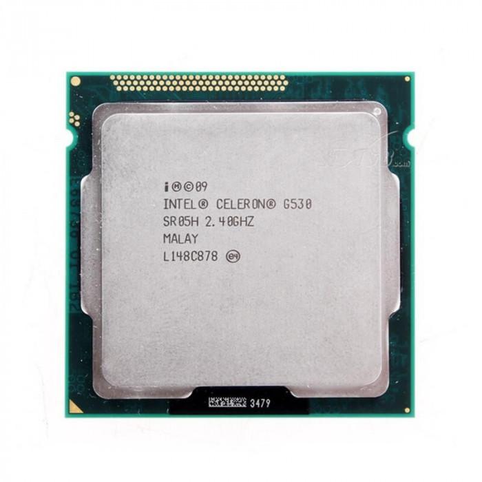 Procesor Refurbished Intel Celeron G530, 2.40GHz, 2Mb Cache