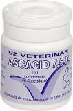 ASCACID 7.5% F, 100 comprimate