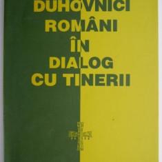 DUHOVNICI ROMANI IN DIALOG CU TINERII- EDITIA A DOUA