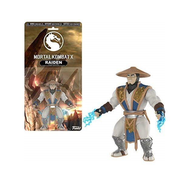 Figurina Pop! Mortal Kombat – Raiden articulata