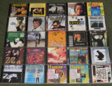 CD hip hop,pop rock Bjork,Eminem,50 Cent 25 lei bucata