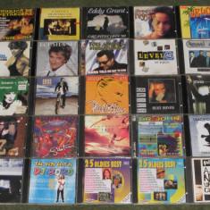 CD hip hop,pop rock Bjork,Eminem,50 Cent 25 lei bucata