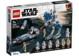 Cumpara ieftin LEGO Star Wars - Clone Troopers din Legiunea 501 (75280)