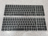 Tastatura laptop HP EliteBook 8560p ProBook 6560b noua si originala