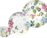 Set pentru pranz (ceasca cu farfurioara si farfurie) - Redoute Meadow Afternoon Tea   Creative Tops
