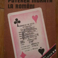Puterea Ingrata La Romani - Mircea Radu Iacoban ,297570