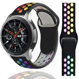 Curea Silicon 20mm Samsung Galaxy Watch 42mm 3 41mm Galaxy Watch Active 2