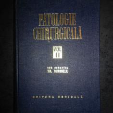 TH. BURGHELE - PATOLOGIE CHIRURGICALA volumul 2