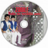 CD Zorile  - Fata Cu Rochiță Mov
