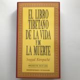 Carte in limba spaniola: El libro tibetano de la vida y de la muerte