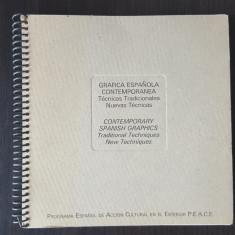 Grafica Espanola Contemporanea - Jose Luis Delgado,  Juan Giralt