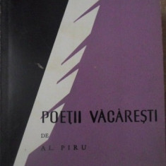 POETII VACARESTI - AL. PIRU