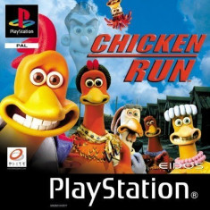 Joc PS1 Chicken Run