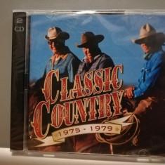 Classic Country (1975-1979)-2 CD Set (1999/Warner/Germany) - CD ORIGINAL/Sigilat