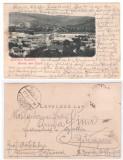 Lippa (Lipova, Banat) 1899 - Ilustrata circulata