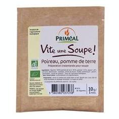 Supa Instant de Praz cu Cartofi Bio Primeal 10gr Cod: 3723