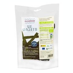 Alge Marine Sea Spaghetti Bio 50gr Algamar Cod: 8437002393243