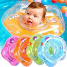Colac de gat pentru bebelusi, 1-18 luni, 39 cm, 2 manere, zornaitoare
