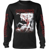 Tricou Maneca Lunga Cannibal Corpse: Tomb Of The Mutilated Explicit