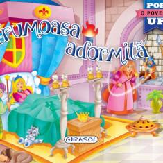 Pop up Frumoasa adormita