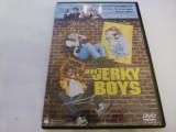 Baietii Jerky - jjj, DVD, Engleza