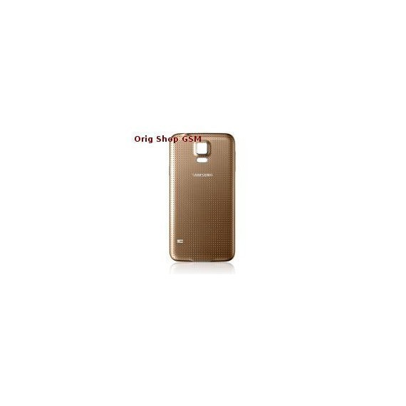 Capac baterie samsung galaxy s5 g900 gold orig china