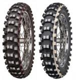 Motorcycle Tyres Mitas C-20 ( 120/90-18 RF TT 65R Roata spate, Rennreifen (Mischung) Hard Terrain, rot )