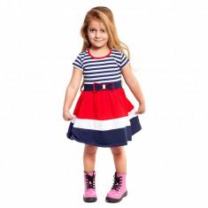 Rochie copii Navy 4-5 ani