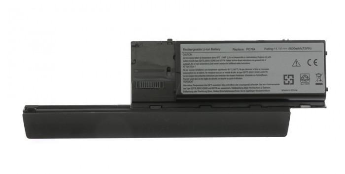 Baterie Laptop Dell Latitude D620 (6600mAh) MO00076 BT_DE-D620H